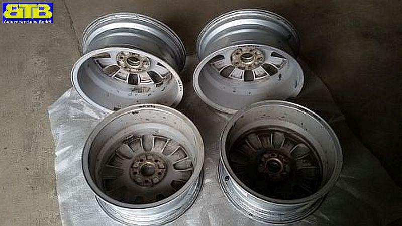 Aluminiumfelge 6.5JX16 H2 ET42 LK5X100X57,11Satz(je4Stück)