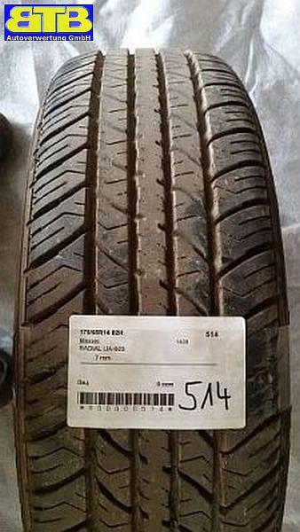 Reifen: 175/65R14 82H