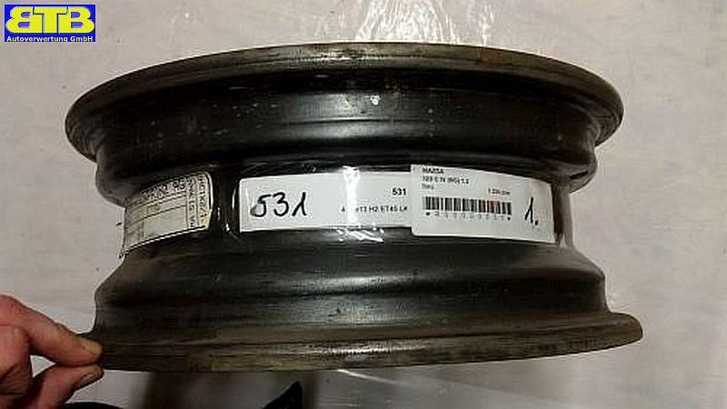 Felge: 4.5JX13 H2 ET45 LK4X100X54