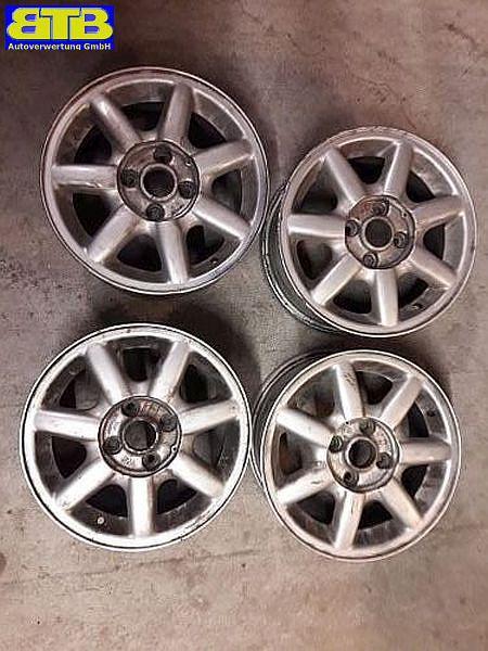 Aluminiumfelge 6JX14 H2 ET45 LK4X100X571Satz(je4Stück)