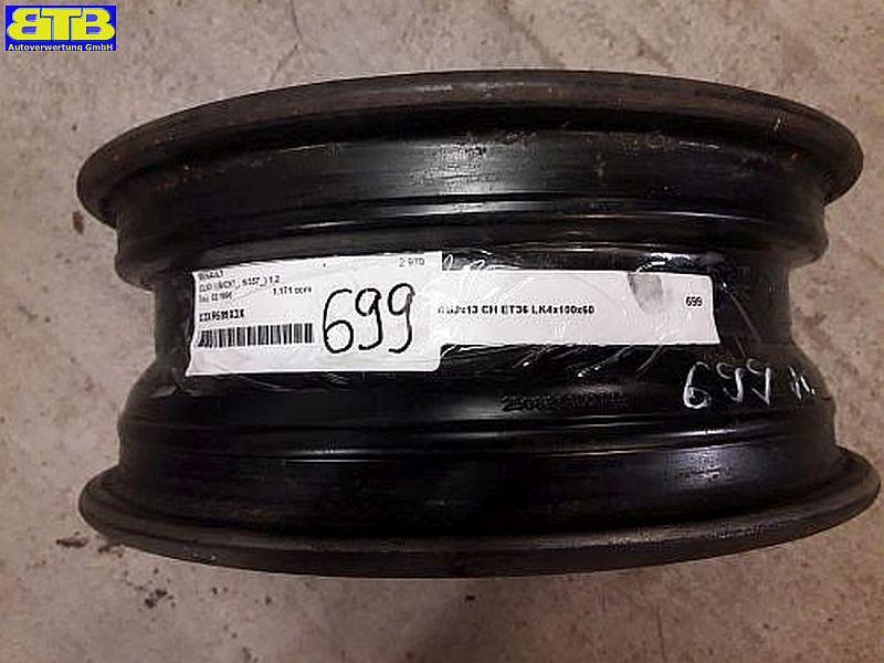 Felge: 4.50BX13 CH ET36 LK4X100X60