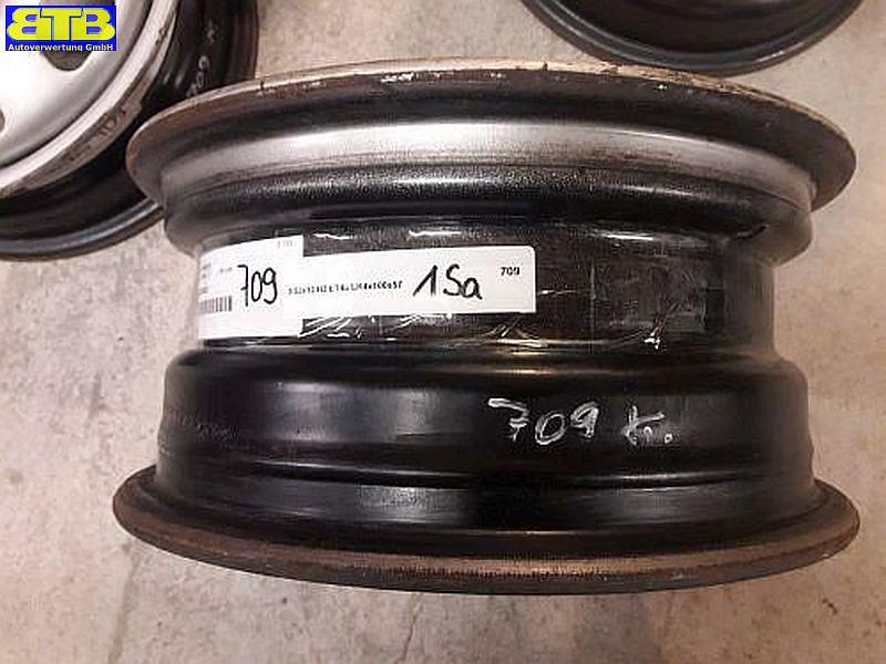 Stahlfelge 5.5JX13 H2 ET43 LK4X100X571Satz(je4Stück)