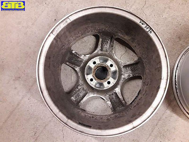 Aluminiumfelge 7JX15 H2 ET38 LK4X100X571Satz(je4Stück)