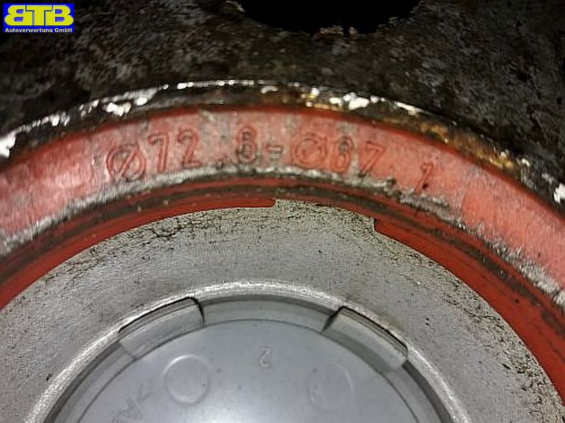 Aluminiumfelge 6JX15 H2 ET45 LK5X114,3X67,11Satz(je4Stück)