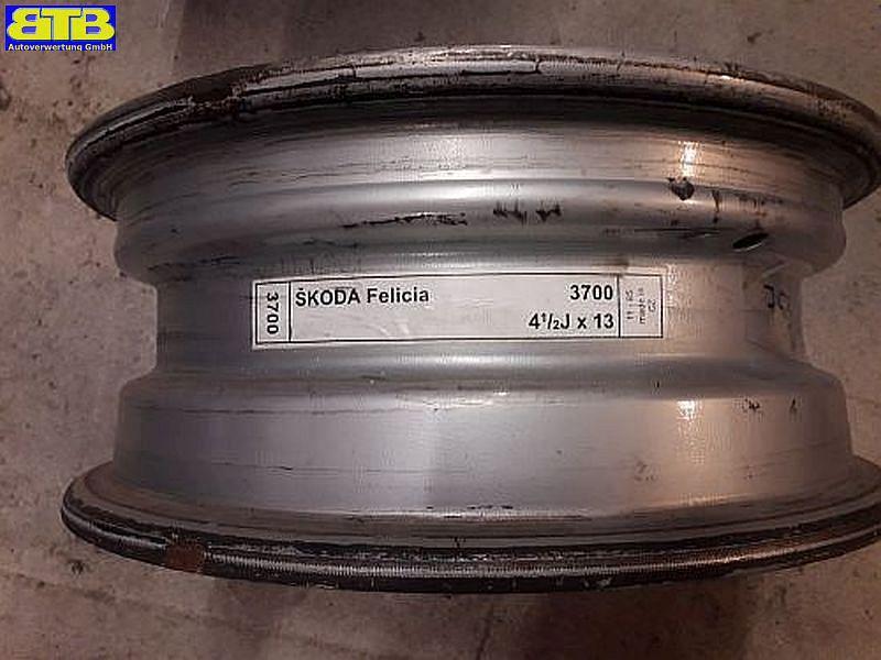Felge: 4.5JX13 H ET38 LK4X100X571Satz(je4Stück)