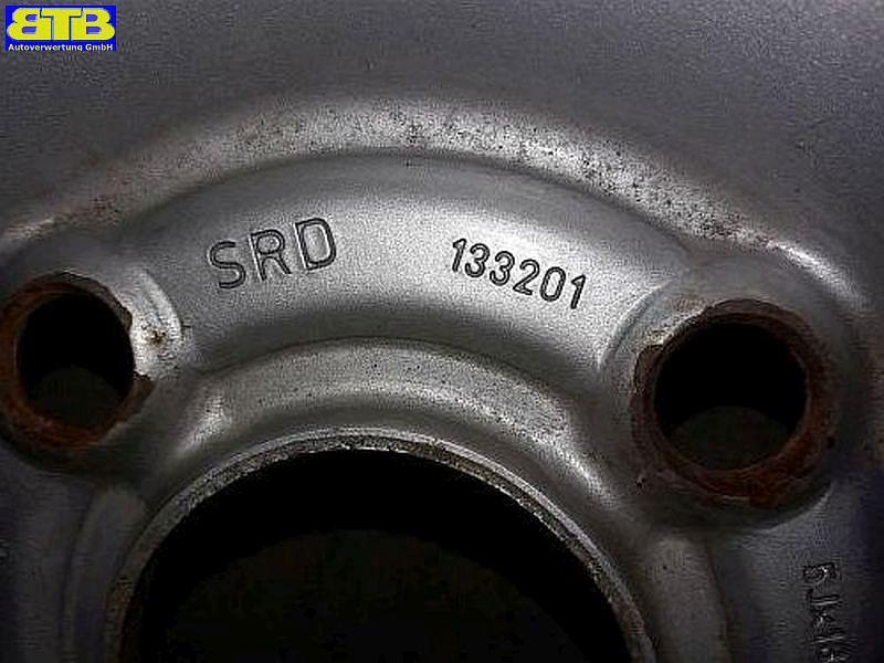 Felge: 5JX13 H2 ET49 LK4X100X56,5