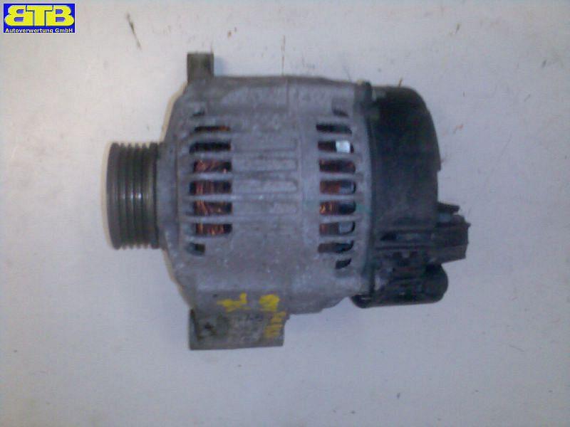 Lichtmaschine / Generator 63321671 (CIASSE 7-12V) A115I (9631324980)PEUGEOT 306 (7B, N3, N5) 1.4 SL