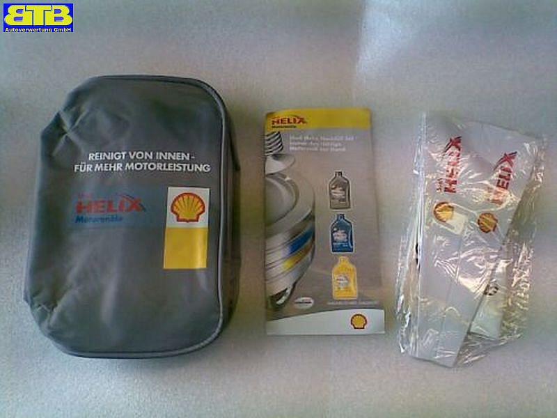 Shell Helix Nachfüllset-Tasche