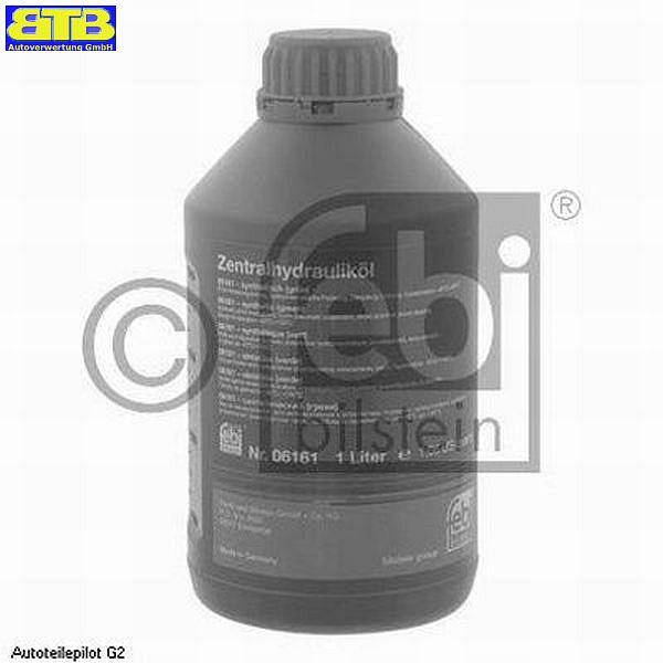 Lenkgetriebeöl / Servolenkungsöl  (grün) FEBI BILSTEIN (1-L)