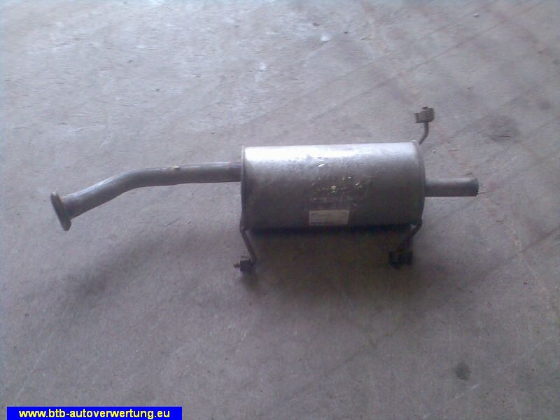 Schalldämpfer hinten Bosal-Vergl.-Nr.: 171-473MAZDA 323 C IV (BG) 1.3 16V