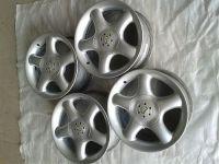 Aluminiumfelge 7JX15 H2 ET38 LK5X112X571Satz(je4Stück)