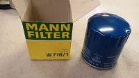 Ölfilter MANN-FILTER