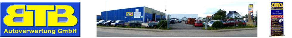 Logo von BTB Autoverwertung GmbH